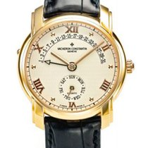 Vacheron Constantin Patrimony 31 Day Retrograde 18K Rose Gold...