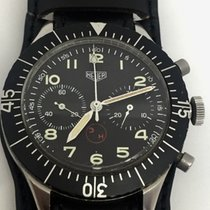 Heuer Military Flyback chronograph 1550 SG