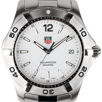 TAG Heuer Aquaracer Steel Watch WAF1111