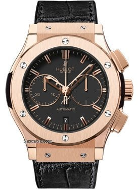 Hublot Classic Fusion 45mm Chronograph King Gold