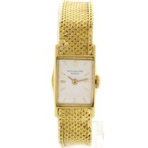 Patek Philippe Ladies Vintage  18k Yellow Gold 3257
