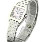Cartier Santos Demoiselle with Pink MOP Dial