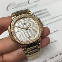 Patek Philippe Cally - 7118/1200R-001 7118 Nautilus Rose Gold...