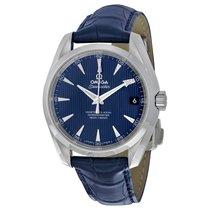 Omega Aqua Terra 150m Master Co-Axial Blue Dial Men's Watch