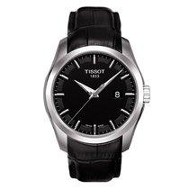 Tissot Men's T0354101605100 Couturier Black Watch