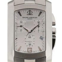 Baume & Mercier Hampton Milleis 46 Chronograph Steel