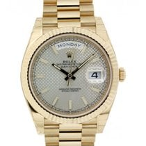 Rolex Day Date New 228238 Yellow Gold, 40mm