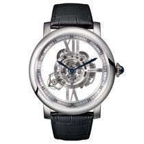 Cartier Rotonde Automatic Mens Watch Ref W1556250