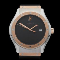 Hublot Classic Fusion Stainless Steel/18k Rose Gold Unisex 1905.7