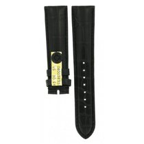 Chronoswiss Black Crocodile Leather Strap 20mm/18mm