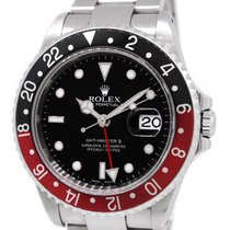 Rolex 16710 Coke Oyster Perpetual GMT II, with Paper