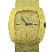 Baume & Mercier Vintage  Watch 14kt Yellow Gold