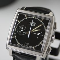 TAG Heuer Heuer Monaco Classic Chronograph  Series 1 Re-Editio...