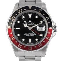 Rolex GMT Master II 16710 Black & Red Insert (Pepsi) Ref:...