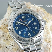Breitling SuperOcean A17040 mit Breitling Professional Stahlband