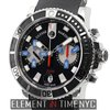 Ulysse Nardin Marine Collection Diver Chronograph 8003-102-3/92