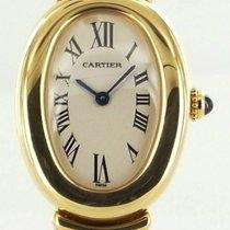 Cartier Baignoire or jaune