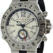 Bulgari Diagono Professionial GMT Watch GMT40C5SVD