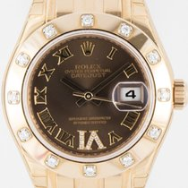 Rolex DATEJUST LADY PEARLMASTER 1