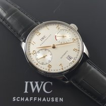 IWC Cally - IW500114 Portuguese 7 Days Power Reserve Automatic