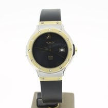 Hublot MDM Steel/YellowGold ORIGINAL DIAMOND setting 32MM