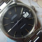 Rolex 1985 Mint Black Dial Rolex Oyster Precision with PAPERS