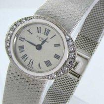 Chopard Classic Damenuhr 18kt Gold 750er Brillanten Ref.5036
