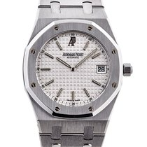 Audemars Piguet Royal Oak Solo Tempo 39mm In Acciaio Ref. 15202st