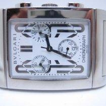 宝格丽 (Bulgari) RettangoloChronograph Steel Swiss Made Mint...
