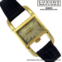 Jaeger-LeCoultre Lucchetto Etrier for Hermès yellow gold 1967's