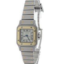 Cartier Santos Acero-Oro / Gold-Steel 1170902