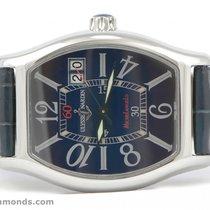 Ulysse Nardin Michelangelo Big Date 233-48 47mm X 35mm Blue Dial