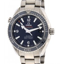 Omega Seamaster Planet Ocean Coaxial In Titanium, 45.5 Mm