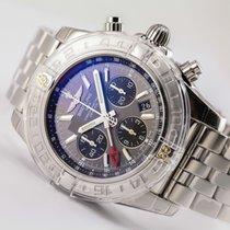 Breitling Chronomat 44 GMT Grey Dial