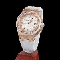 Audemars Piguet Royal Oak Offshore Rose Gold Quartz Lady