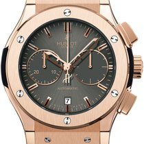 Hublot 521.OX.7080.LR Classic Fusion 45 mm Chronograph in Rose...