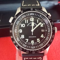 Zeno-Watch Basel Mono Chrono mechanical hand wind limited...