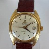 Omega Constellation Automatic Chronometer cal.564 watch men gold