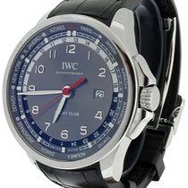 IWC Portugieser Yacht Club · Worldtimer IW326602