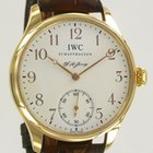 IWC Portugieser F.A. Jones Rose Gold Limited Edition
