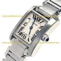 Cartier Tank Francaise Big Size Yellow Gold