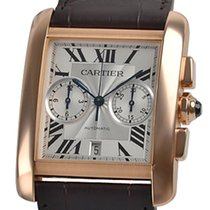 Cartier Tank Mc Chronograph