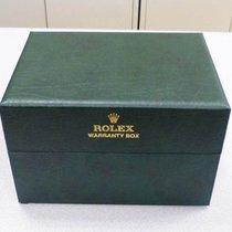 Rolex Double Sized Warranty Box