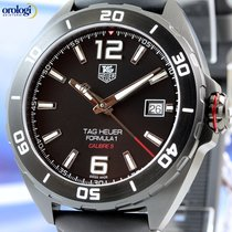 TAG Heuer Formula 1 Calibre 5 Automatic Watch 41mm Full Black...