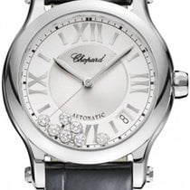 Chopard Happy Sport Stainless Steel Automatic Watch 278559-3001
