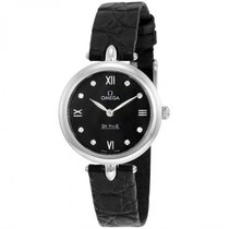 Omega Ladies 42413276051001 De Ville Prestige Watch