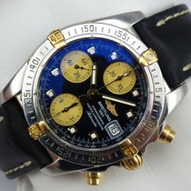 Breitling Chrono Cockpit - Goldreiter - B13357 - Box &...