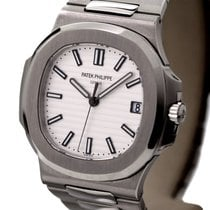 Patek Philippe Nautilus Ref-5711/1A Stainless Steel Box Papers...