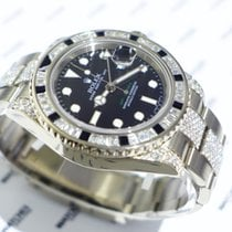 Rolex Diamond GMT Master II Oyster Perpetual - 116759 SANR