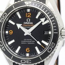 Omega Polished Omega Seamaster Planet Ocean 600m Watch...